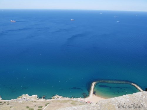 ジブラルタル、ザ・ロック、ロープウェー