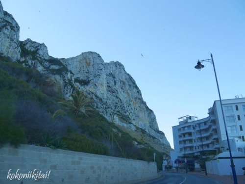 ジブラルタル、ザ・ロック