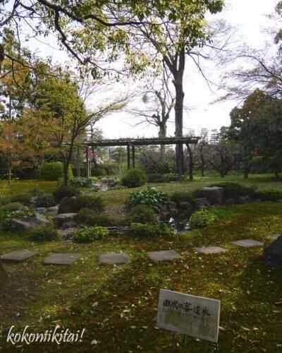 京都、城南宮、曲水の宴