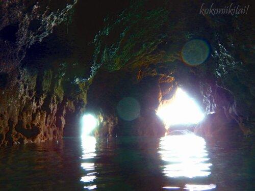 宮古島伊良部島青の洞窟